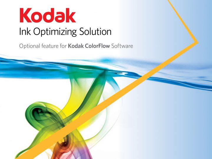 Kodak Prinergy: ajudando na economia no processo de impressão