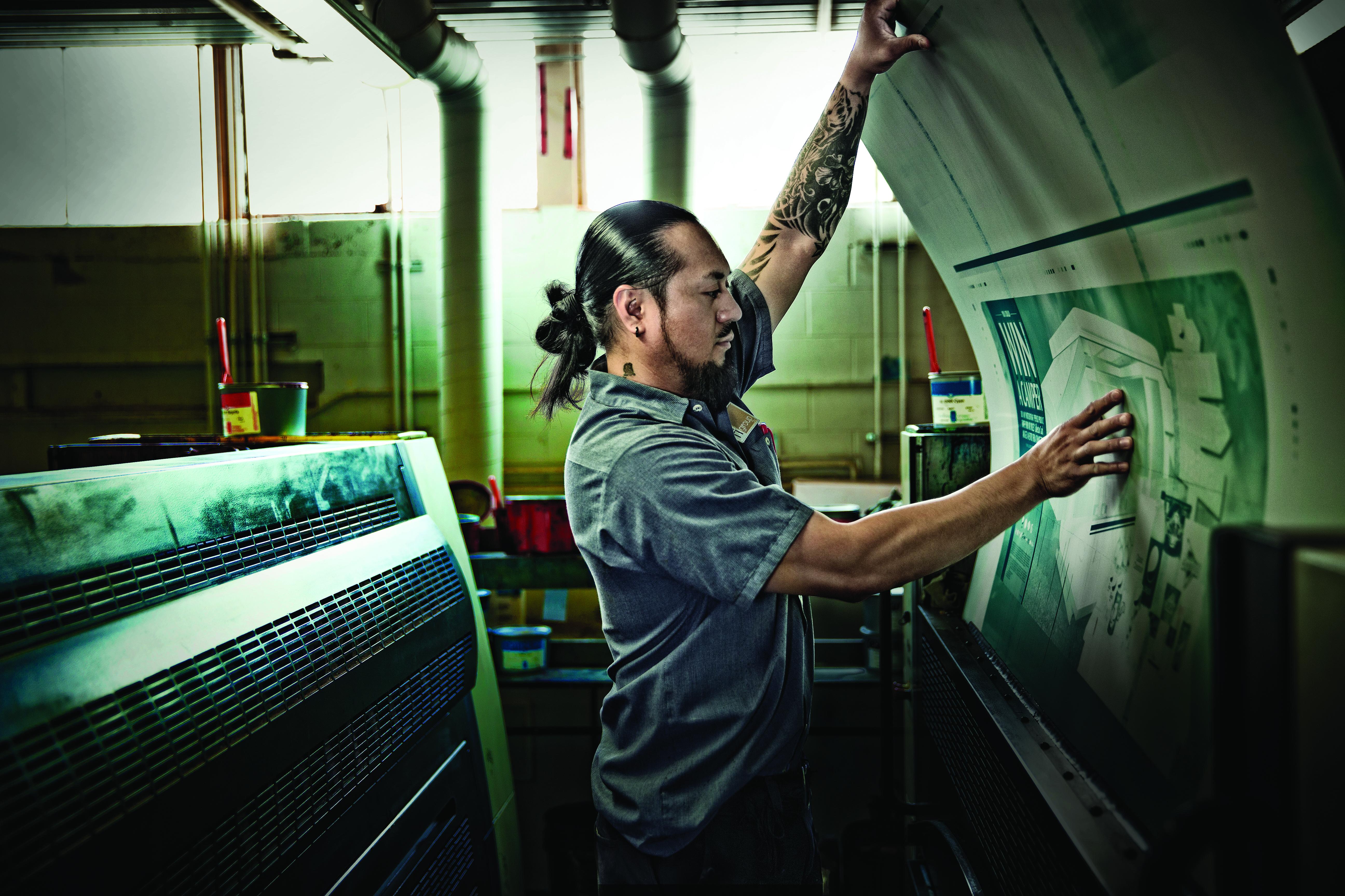Impressão Offset - Zanatto Soluções Gráficas