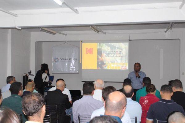 Zanatto e Kodak participam do CONAFLEX 2019 - Blog Zanatto