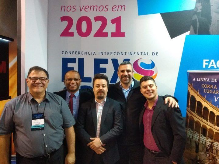 Zanatto marca presença naCIF 2019