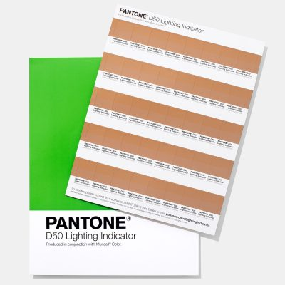 D50 Light Indicator - Pantone
