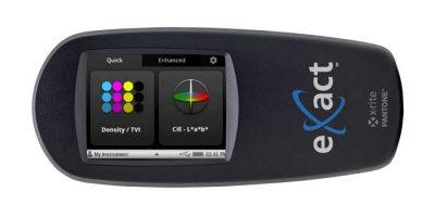 Espectrofotômetro Portátil X-Rite eXact