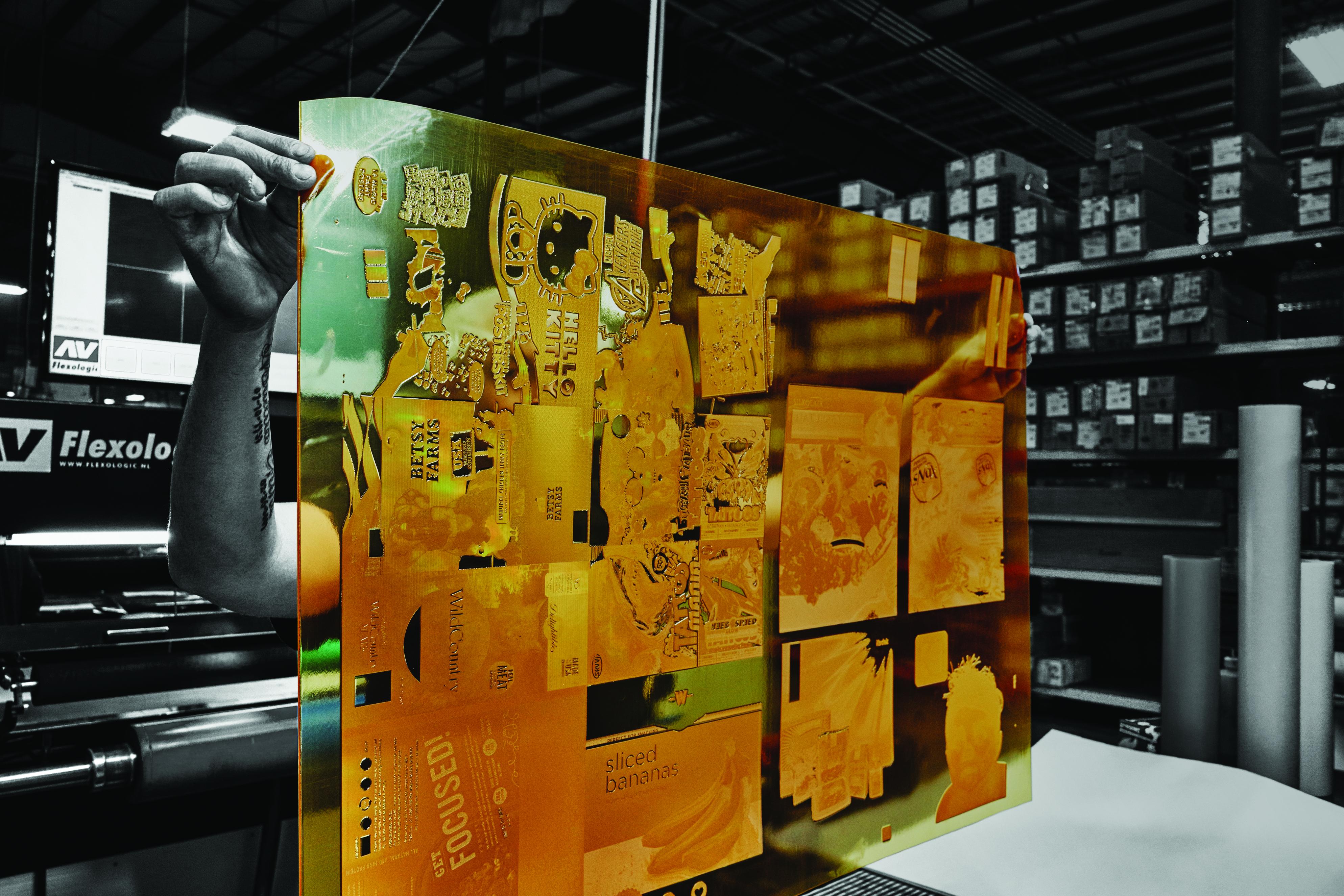 Impressão Flexográfica - Zanatto Soluções Gráficas