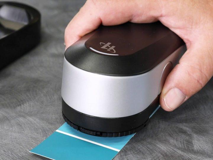 Fácil de usar e otimizado para o melhor custo-benefício: conheça o i1 Paint, da X-Rite